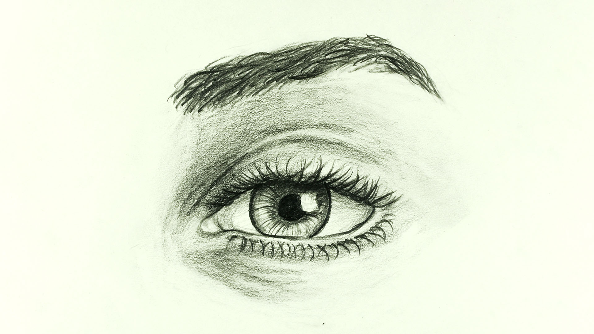 How to Draw a Realistic Female Eye: 15 Steps (with Pictures)