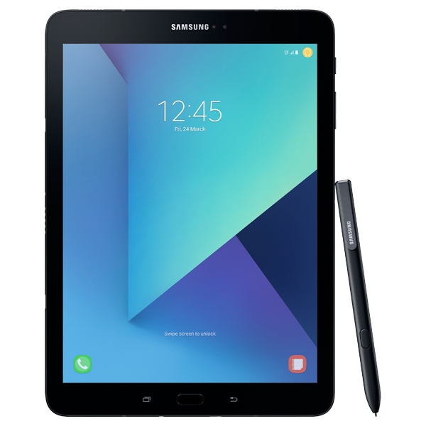 Samsung TAB S3 9.7 inch T825 Black with Pen Reconditionat
